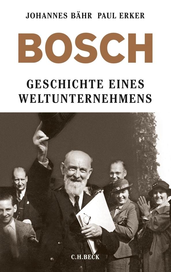 Bosch als Buch von Johannes Bähr, Paul Erker