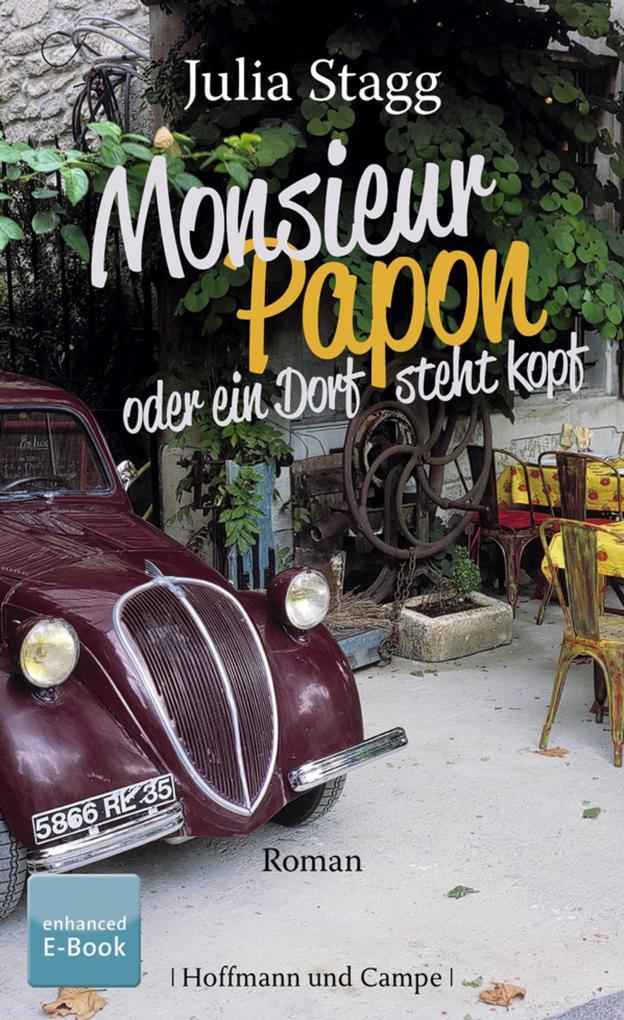 Monsieur Papon oder ein Dorf steht kopf als eBook von Julia Stagg