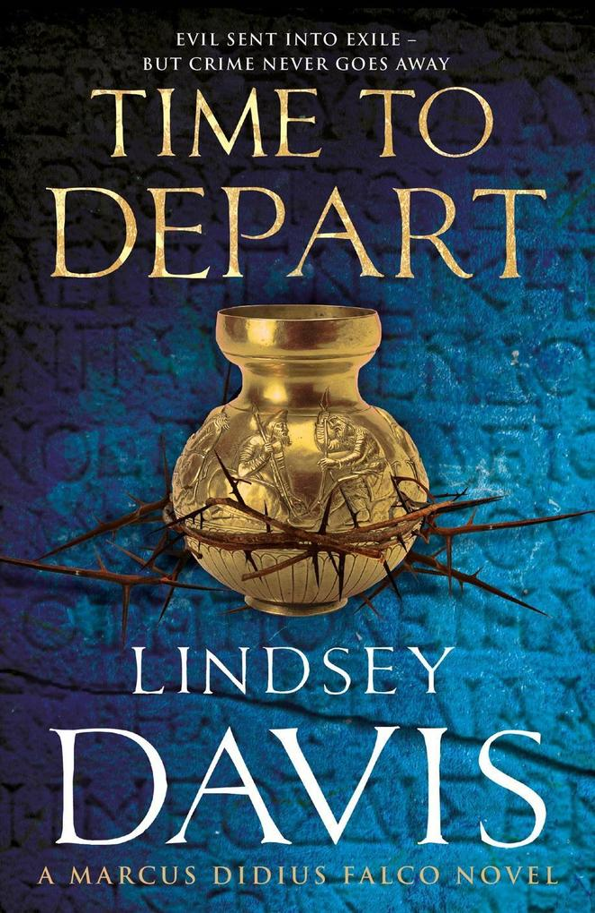 Time To Depart als eBook von Lindsey Davis