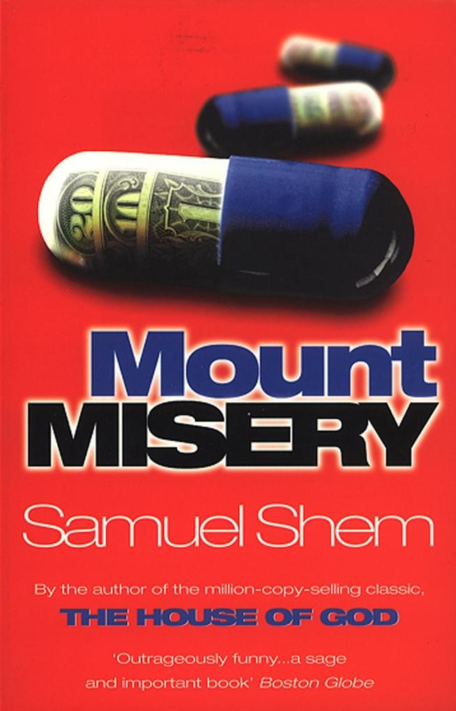 Mount Misery als eBook von Samuel Shem
