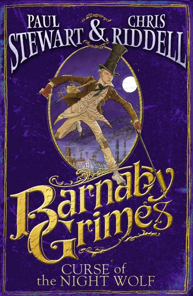 Barnaby Grimes: Curse of the Night Wolf als eBook von Chris Riddell, Paul Stewart
