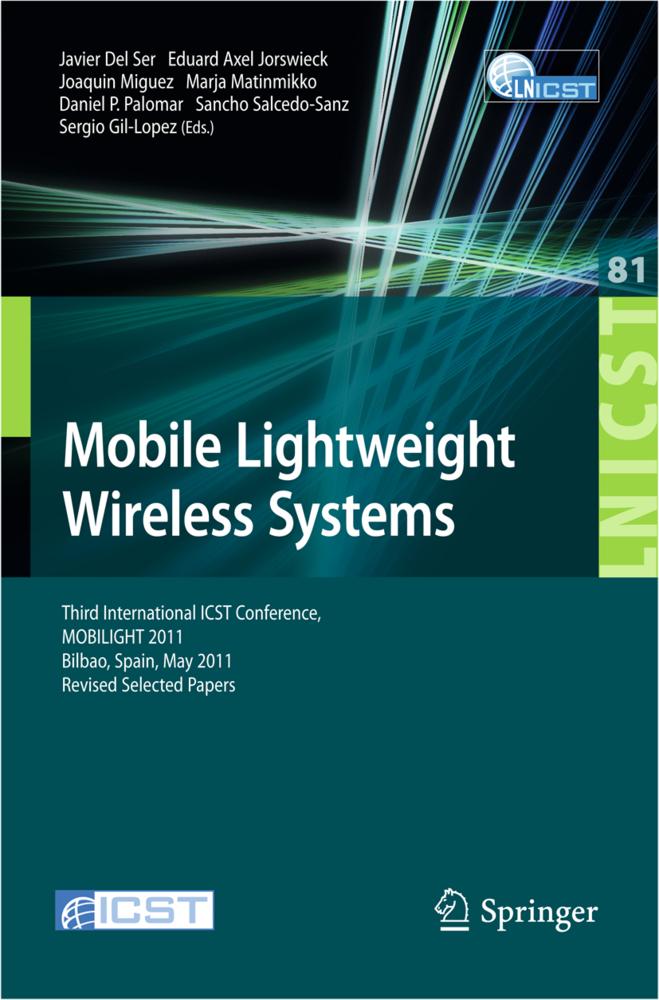 Mobile Lightweight Wireless Systems als Buch von