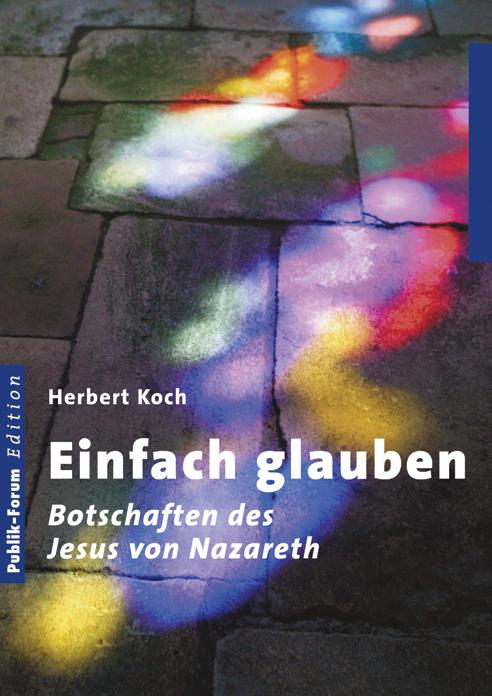 Einfach glauben als Buch von Herbert Koch
