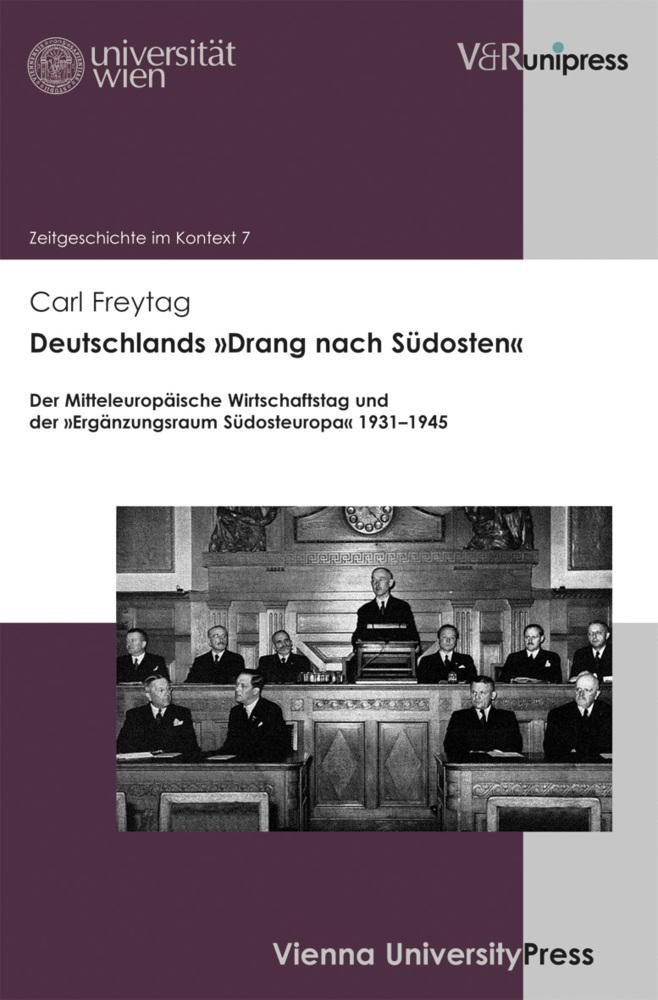 Deutschlands »Drang nach Südosten« als Buch von Carl Freytag