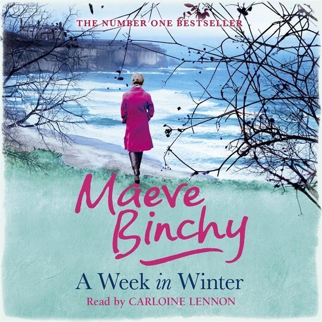A Week in Winter als Hörbuch CD von Maeve Binchy