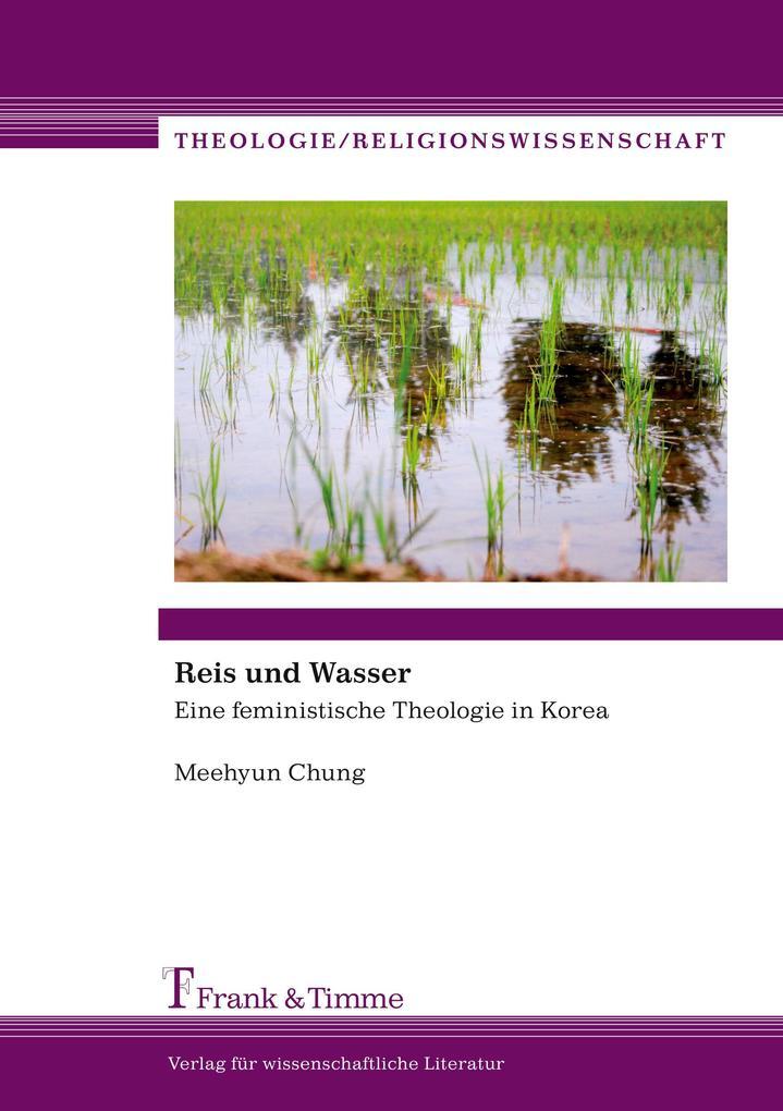 Reis und Wasser als Buch von Meehyun Chung