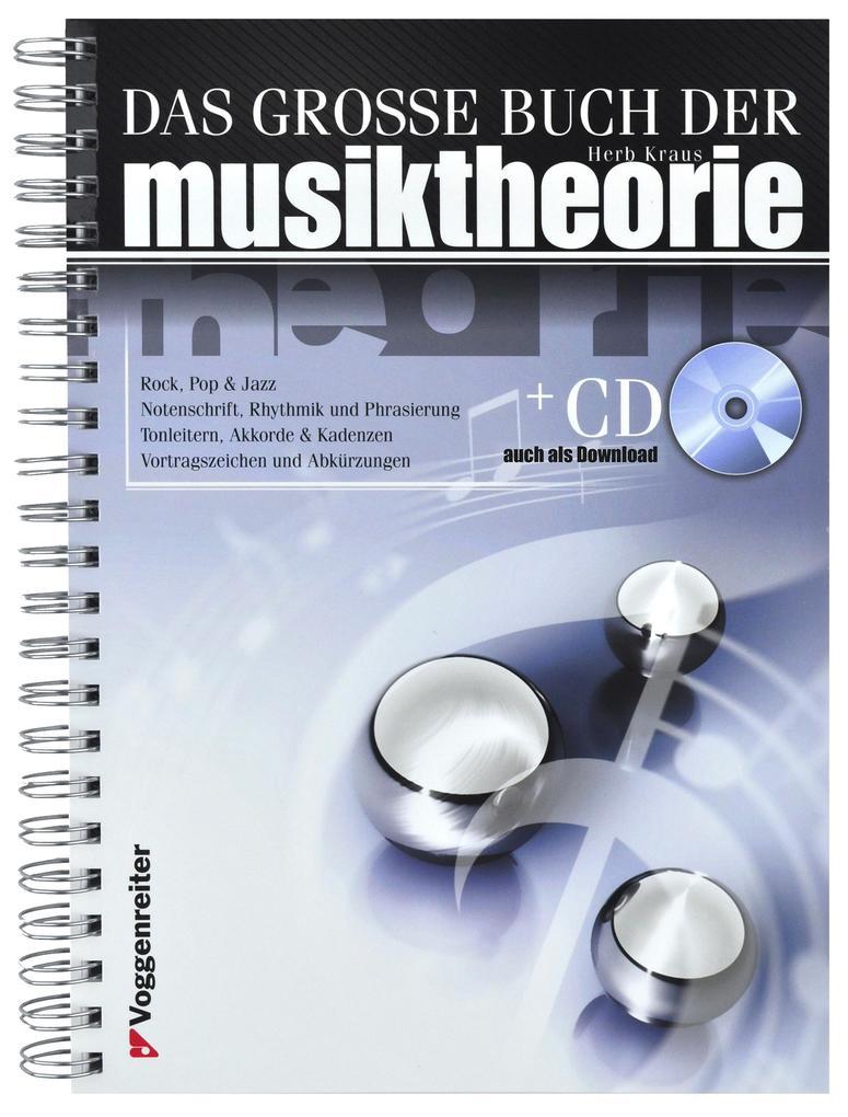 Das große Buch der Musiktheorie als Buch von Herb Kraus