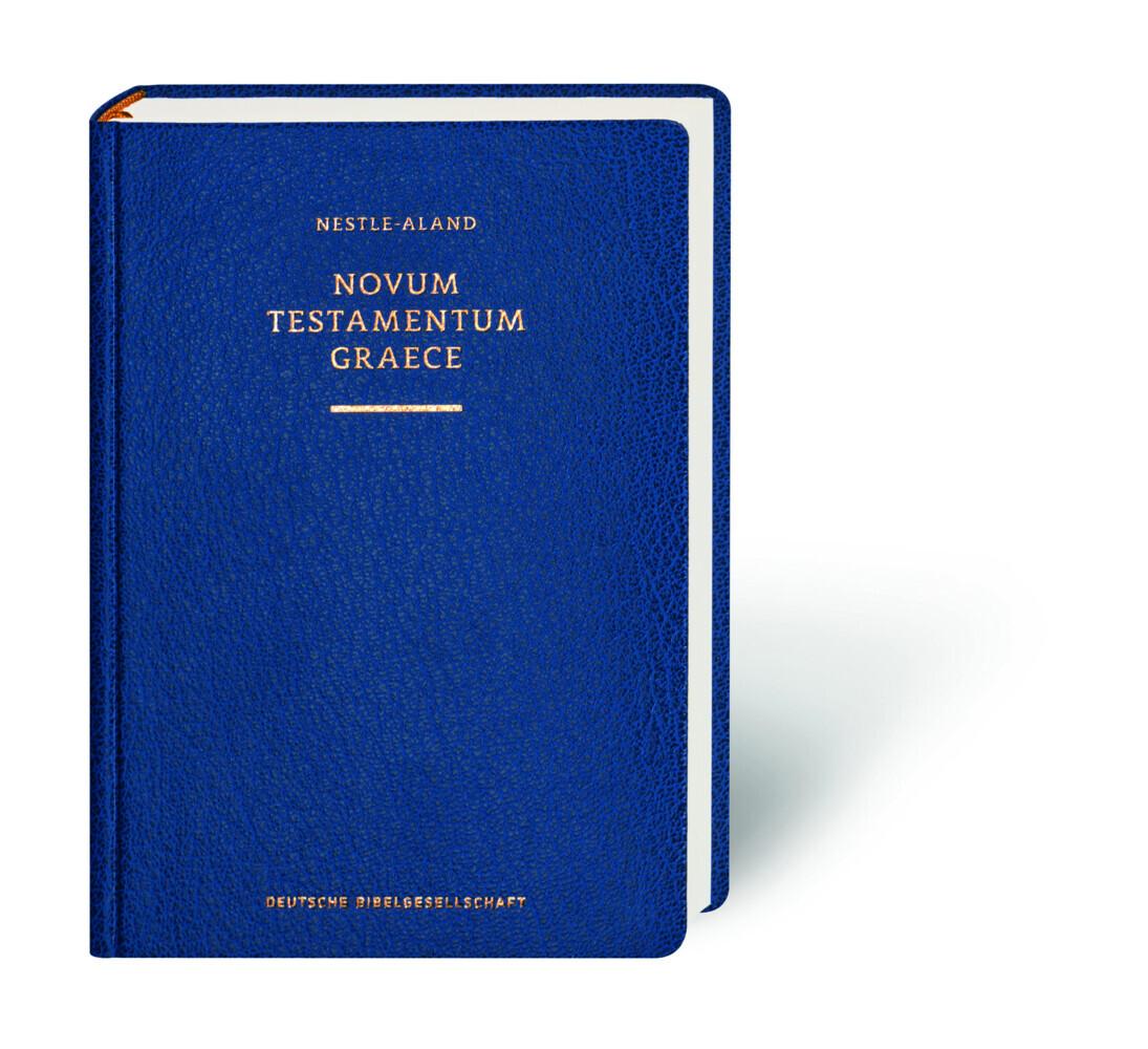 Nestle-Aland Novum Testamentum Graece als Buch von