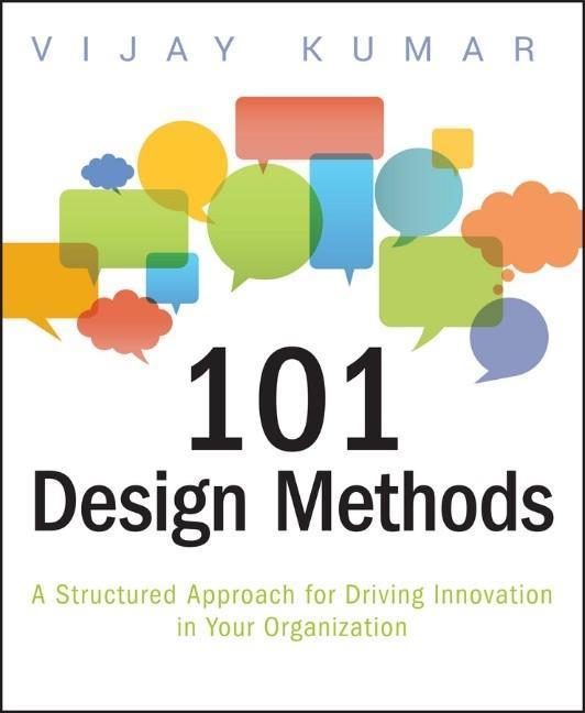 101 Design Methods als Buch von Vijay Kumar