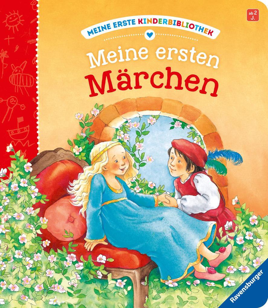 Meine ersten Märchen als Buch von Hannelore Dierks