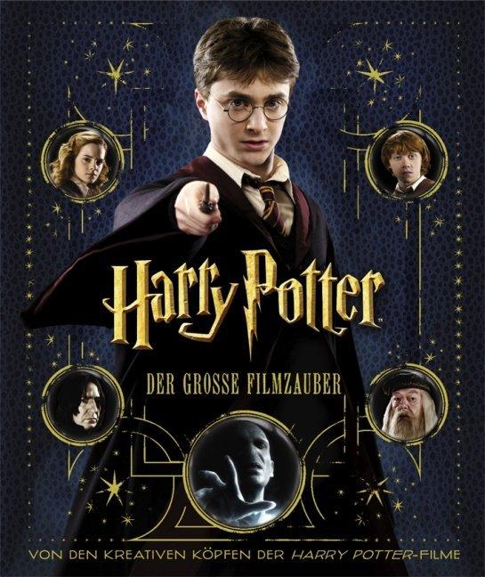 Harry Potter: Der große Filmzauber als Buch von Brian Sibley