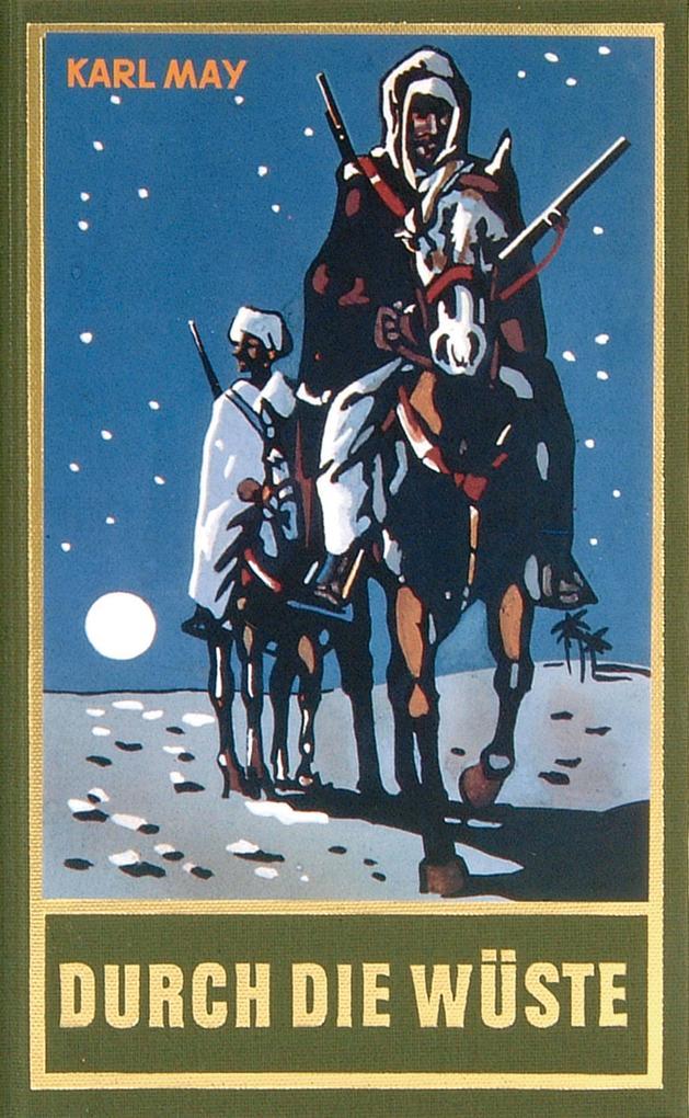 Durch die Wüste als eBook von Karl May