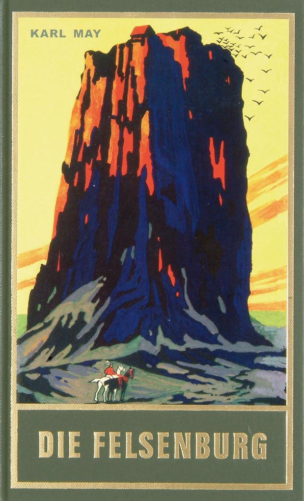 Die Felsenburg als eBook von Karl May