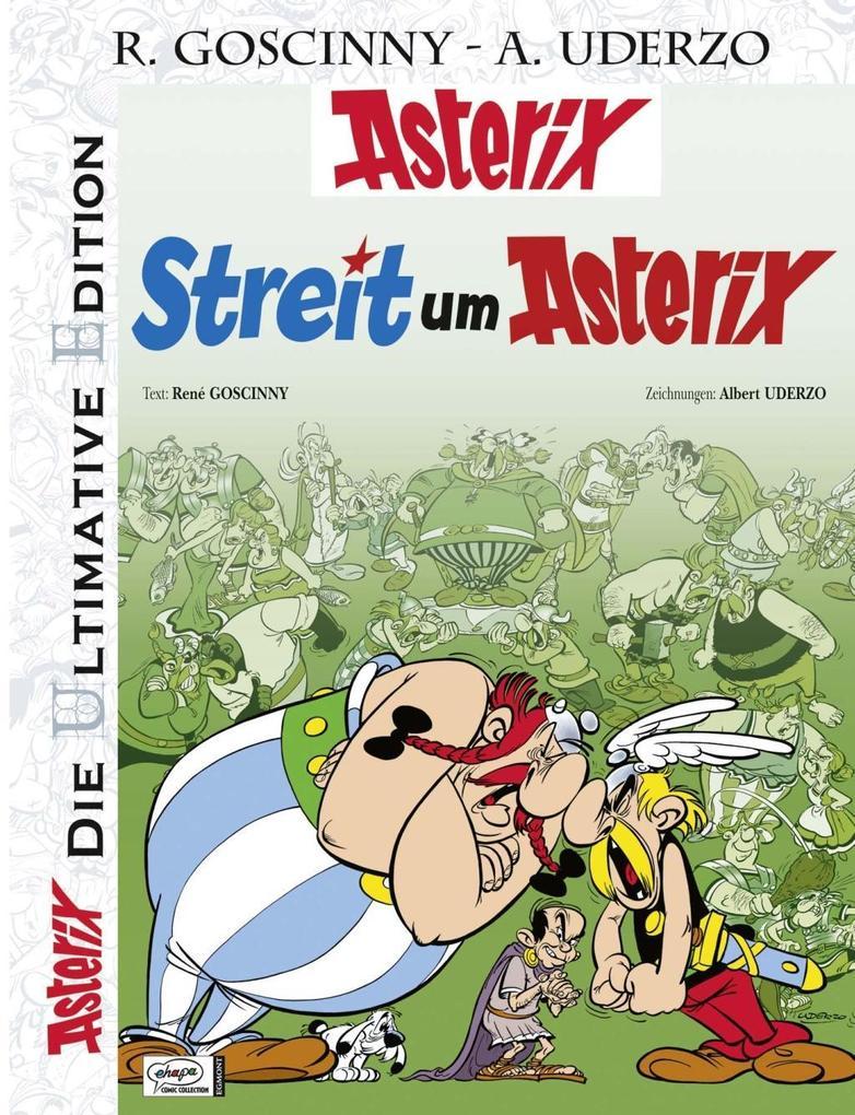 Die ultimative Asterix Edition 15 als Buch von René Goscinny, Albert Uderzo