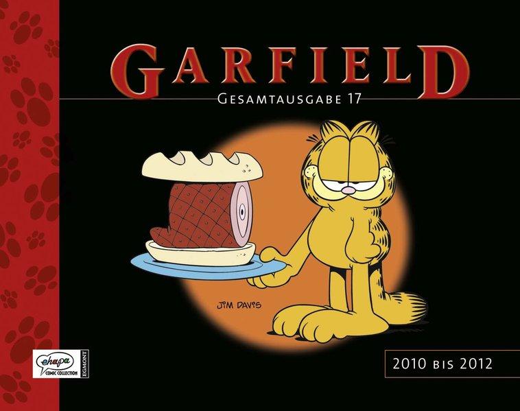 Garfield Gesamtausgabe 17 als Buch von Jim Davis