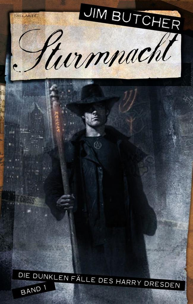 Harry Dresden 01. Sturmnacht als eBook von Jim Butcher