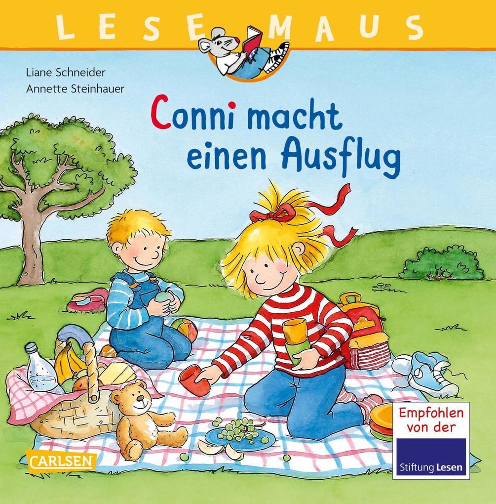 Conni macht einen Ausflug als Buch von Liane Schneider