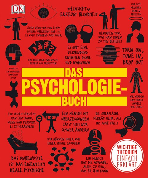 Das Psychologie-Buch als Buch von Catherine Collin, Nigel Benson, Joannah Ginsburg, Voula Grand, Merrin Lazyan