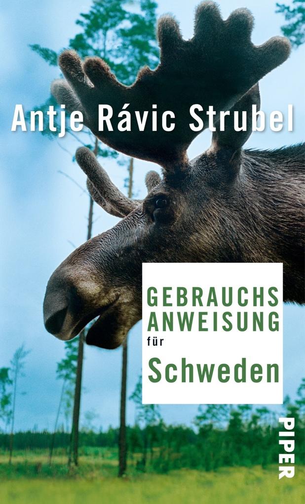 Gebrauchsanweisung für Schweden als eBook von Antje Rávic Strubel