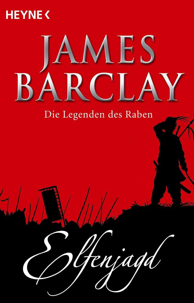 Elfenjagd als eBook von James Barclay