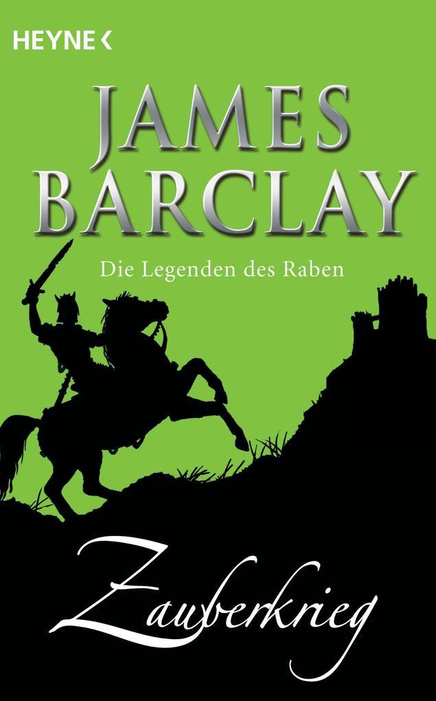 Zauberkrieg als eBook von James Barclay