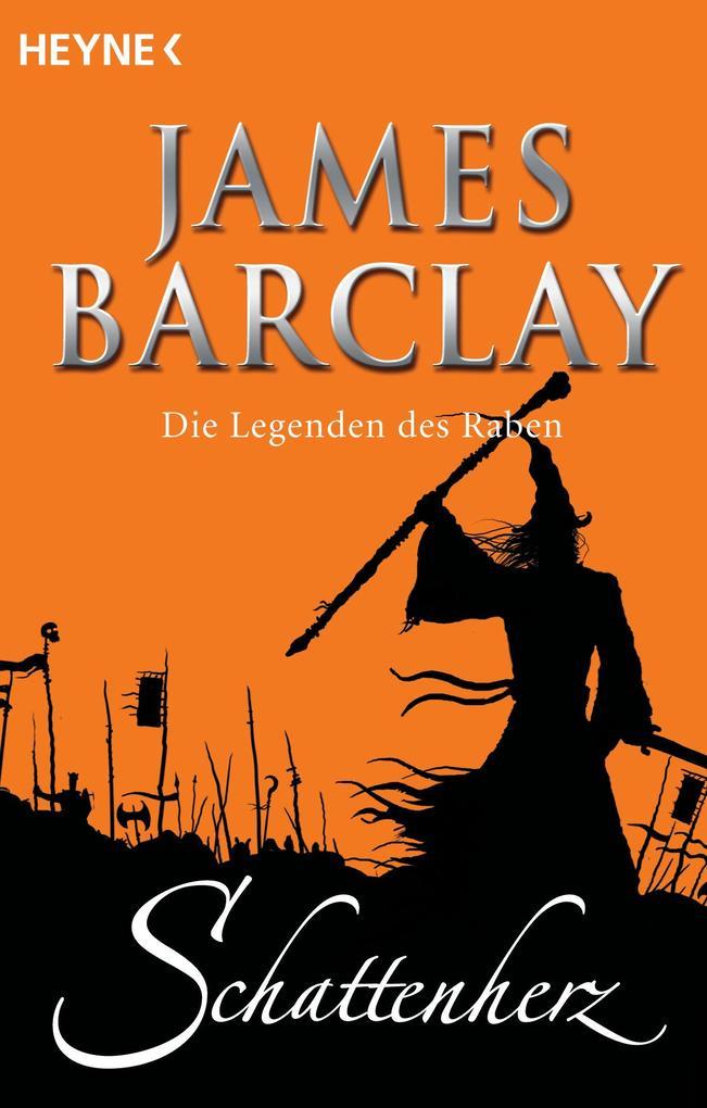 Schattenherz als eBook von James Barclay
