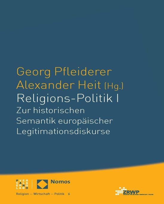 Religions-Politik I als Buch von