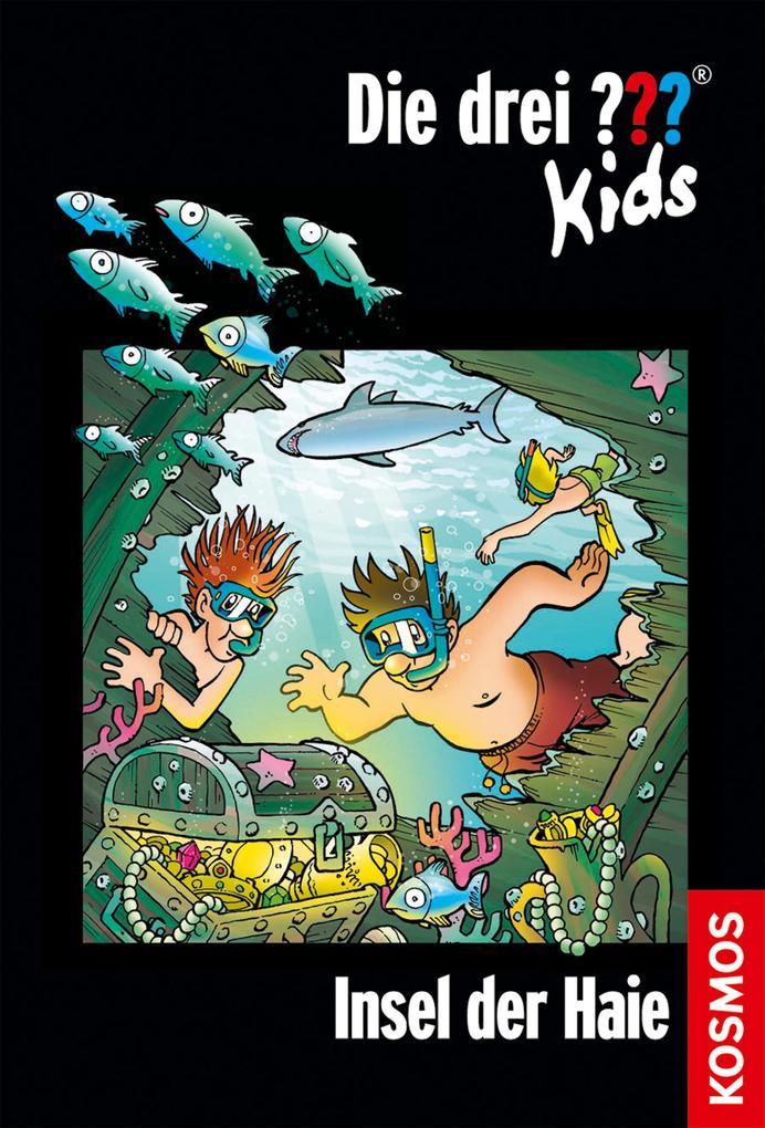 Die drei ??? Kids, 41, Insel der Haie (drei Fragezeichen Kids) als eBook von Boris Pfeiffer