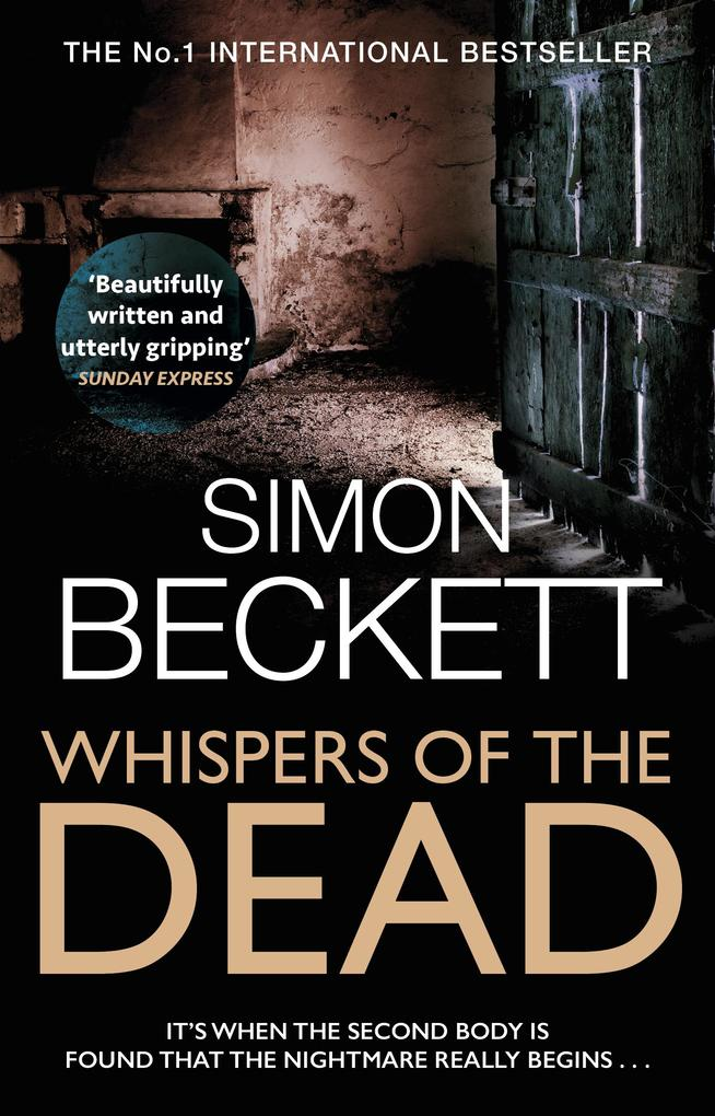 Whispers of the Dead als eBook von Simon Beckett