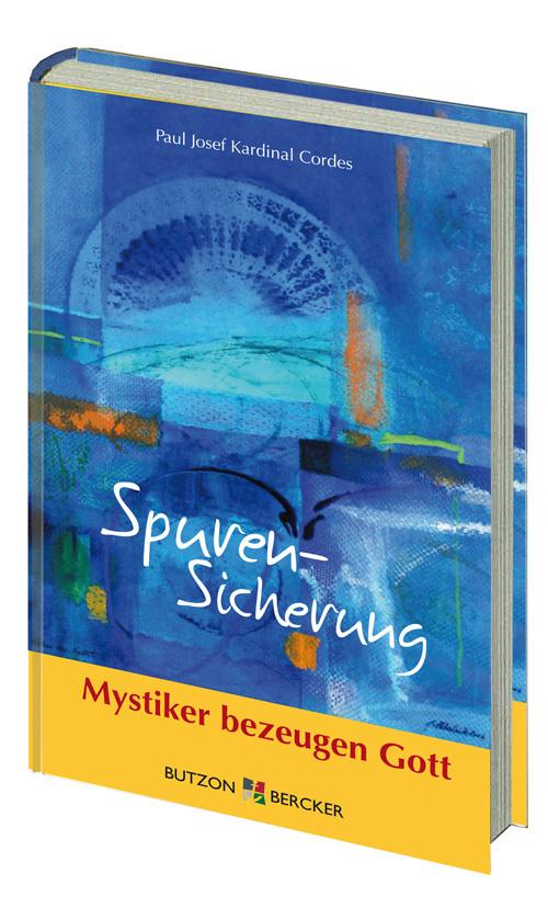 Spuren-Sicherung als Buch von Paul Josef Cordes