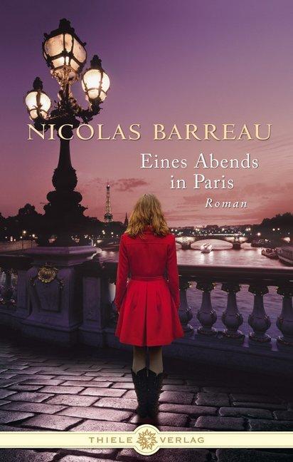 Eines Abends in Paris als Buch von Nicolas Barreau