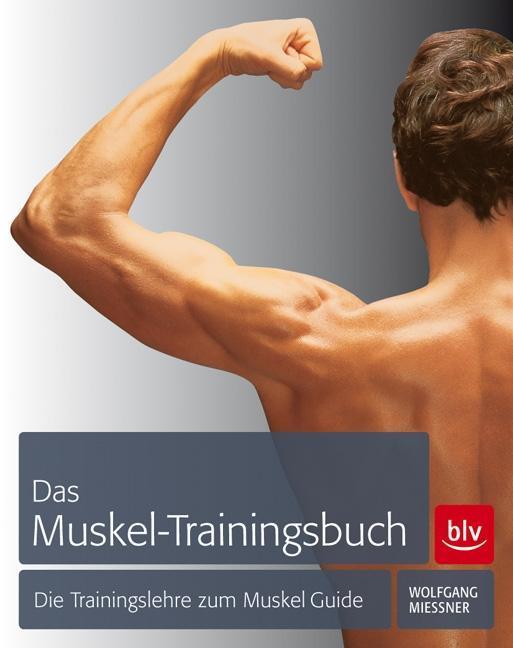 Das Muskel-Trainingsbuch als Buch von Wolfgang Mießner
