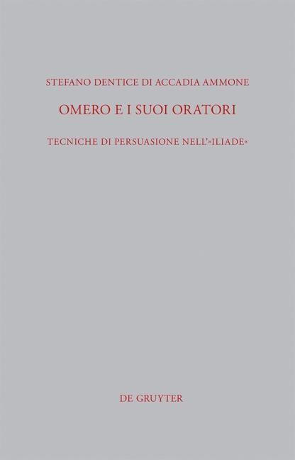 Omero e i suoi oratori als eBook von Stefano Dentice di Accadia Ammone