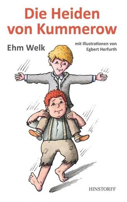 Die Heiden von Kummerow als Buch von Ehm Welk