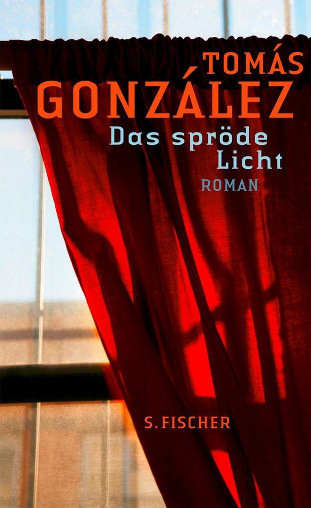 Das spröde Licht als Buch von Tomas Gonzalez