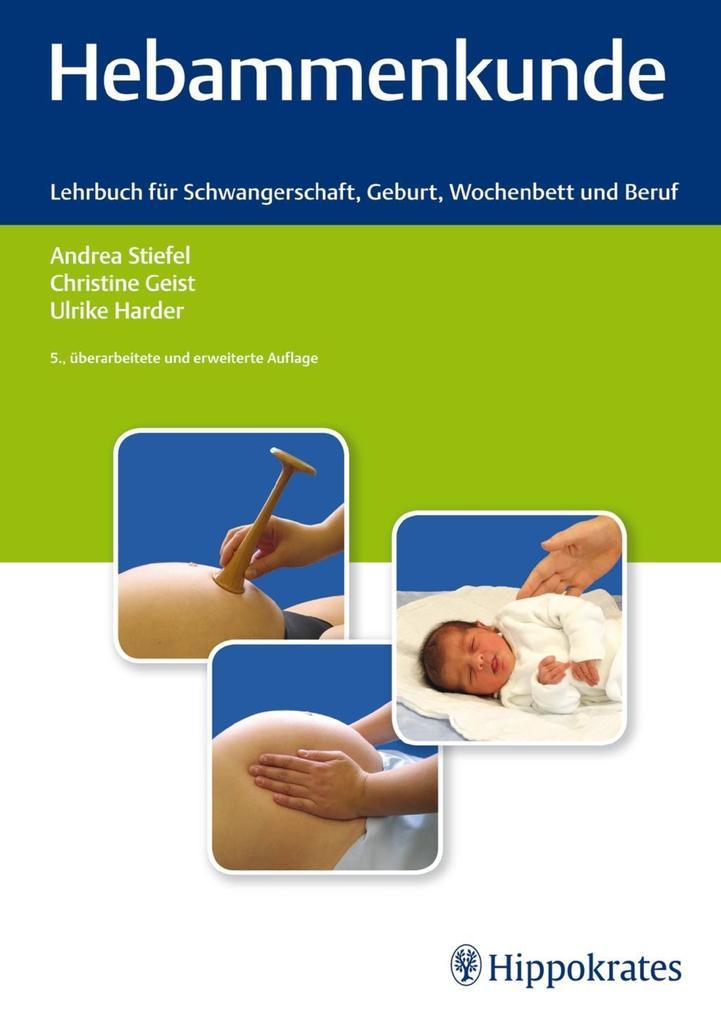 Hebammenkunde als Buch von Andrea Stiefel, Christine Geist, Ulrike Harder