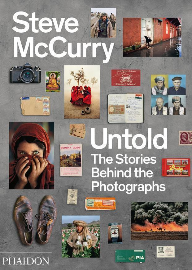 Untold als Buch von Steve McCurry