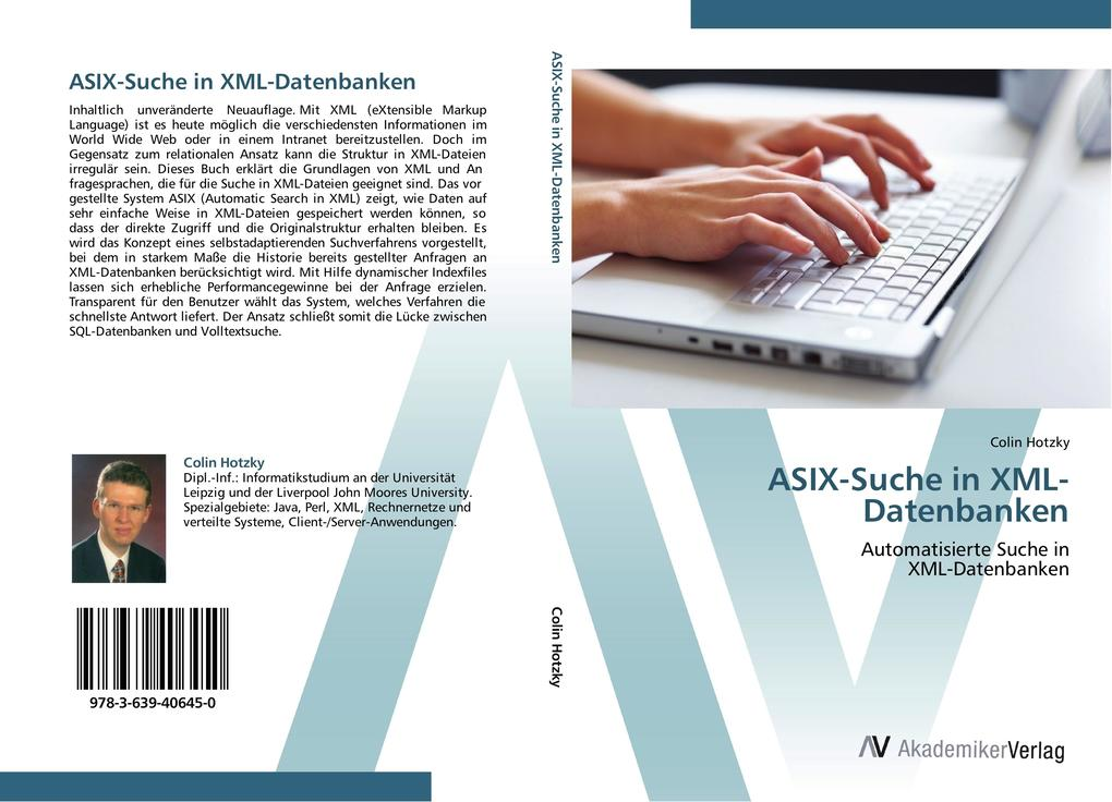 ASIX-Suche in XML-Datenbanken als Buch von Coli...
