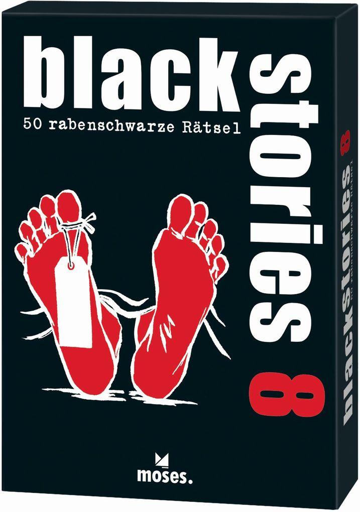 black stories 8 als Buch von Holger Bösch