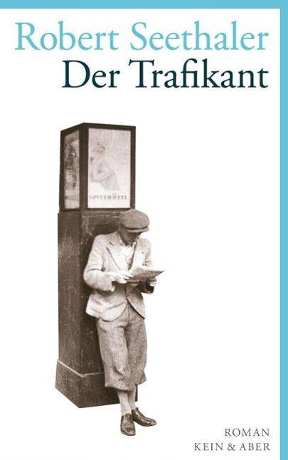 Der Trafikant als Buch von Robert Seethaler