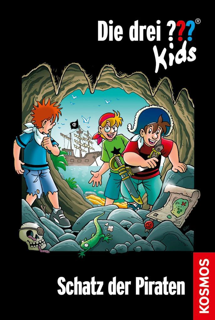 Die drei ??? Kids, 50, Schatz der Piraten (drei Fragezeichen Kids) als eBook von Boris Pfeiffer