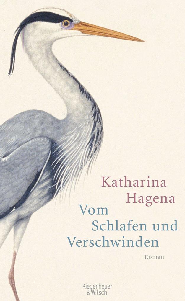 Vom Schlafen und Verschwinden als Buch von Katharina Hagena