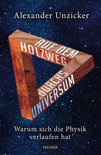 Auf dem Holzweg durchs Universum als Buch von Alexander Unzicker