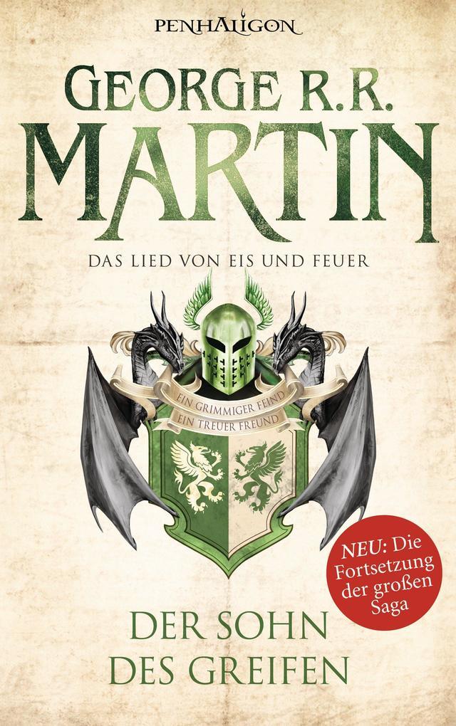 Das Lied von Eis und Feuer 09. Sohn des Greifen als eBook von George R.R. Martin