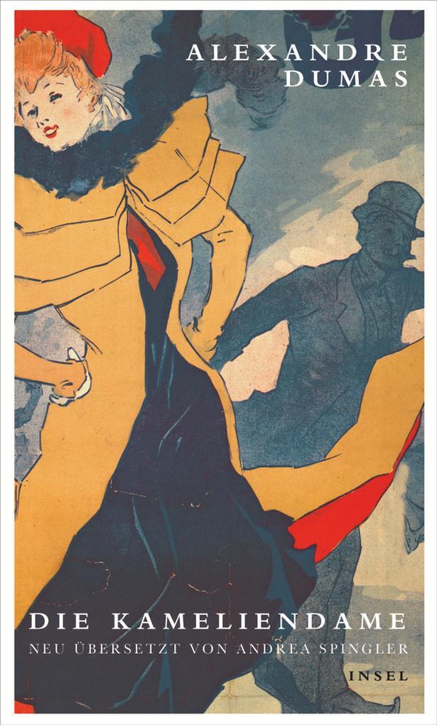 Die Kameliendame als Buch von Alexandre Dumas