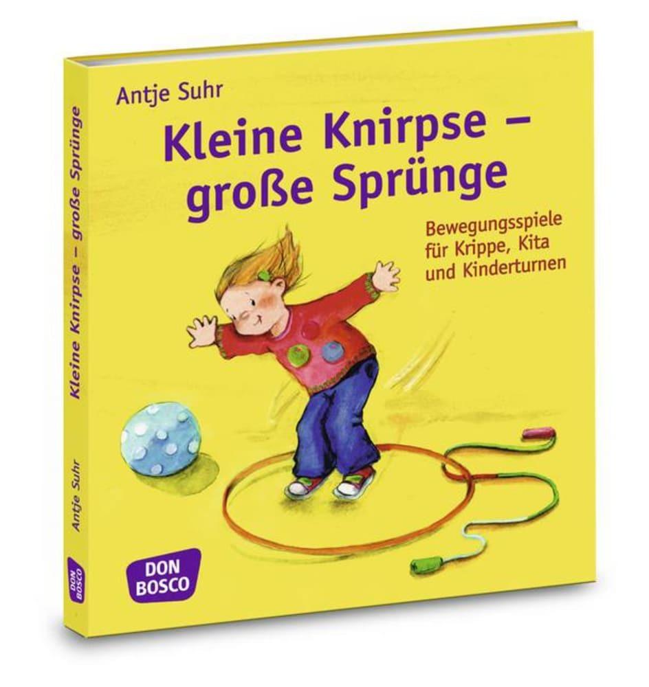 Kleine Knirpse - große Sprünge als Buch von Antje Suhr