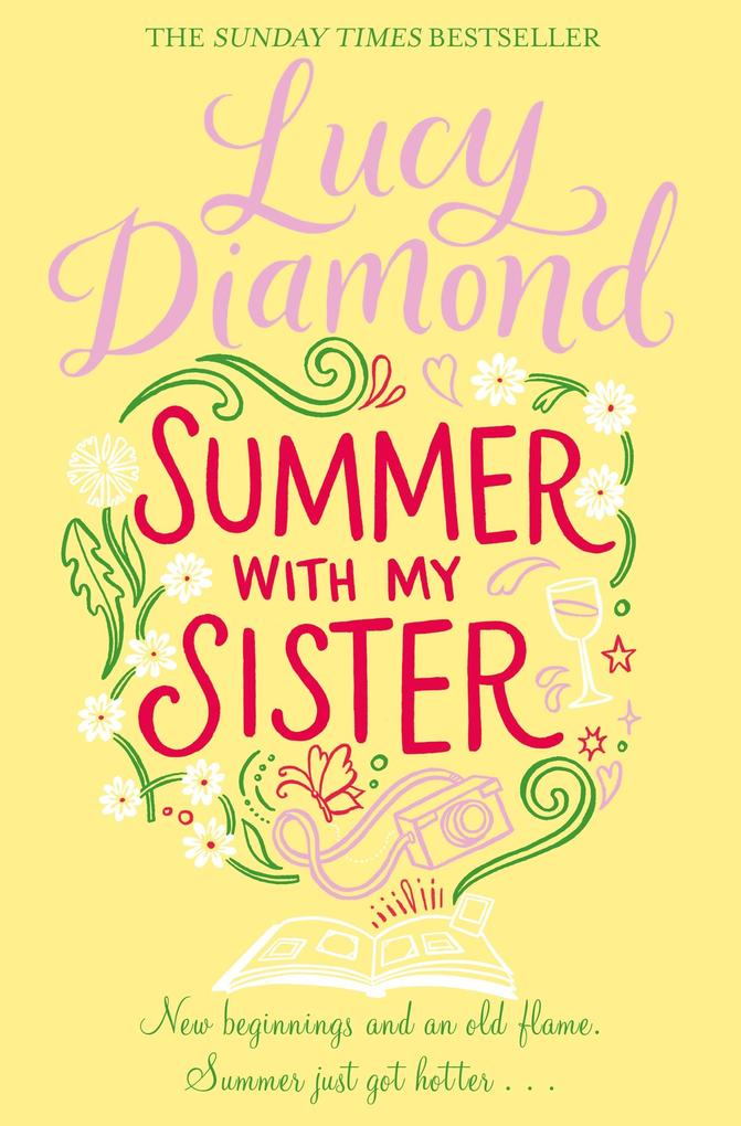 Summer With My Sister als eBook von Lucy Diamond