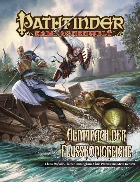 Almanach der Flusskönigreiche als Buch von