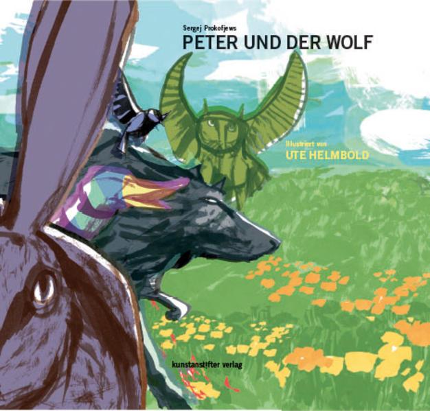 Peter und der Wolf als Buch von Sergej Prokofieff