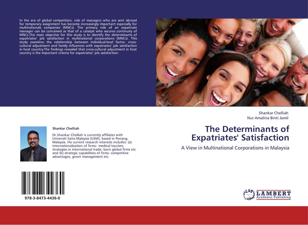 The Determinants of Expatriates´ Satisfaction a...